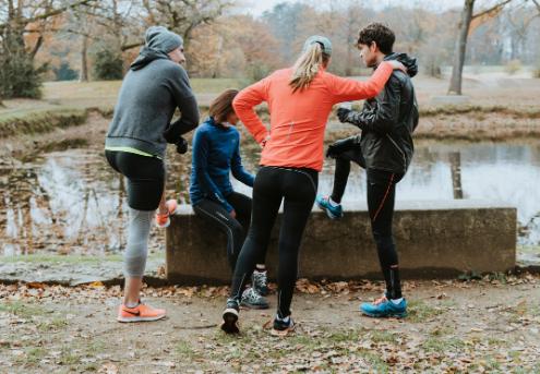 Resserrer les liens grâce au sport